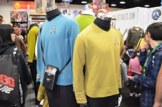 San Diego Comic Con 2013 Star Trek The Original Series Uniforms