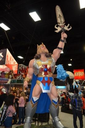 San Diego Comic Con 2013 Statue