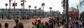 San Diego Comic Con 2013 Trolley Stop