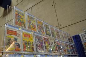 San Diego Comic Con 2013 Vintage Comics