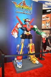 San Diego Comic Con 2013 Voltron