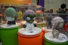 San Diego Comic Con 2013 Zombie Figures
