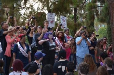 San Diego Comic Con 2013 Zombie Walk 1