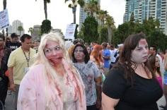 San Diego Comic Con 2013 Zombie Walk 17