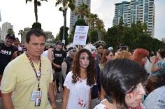 San Diego Comic Con 2013 Zombie Walk 18