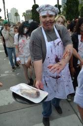 San Diego Comic Con 2013 Zombie Walk 22