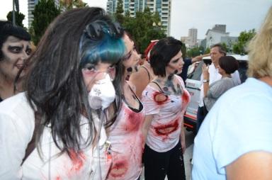 San Diego Comic Con 2013 Zombie Walk 23