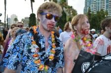 San Diego Comic Con 2013 Zombie Walk 27
