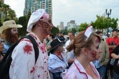 San Diego Comic Con 2013 Zombie Walk 30