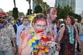 San Diego Comic Con 2013 Zombie Walk 36