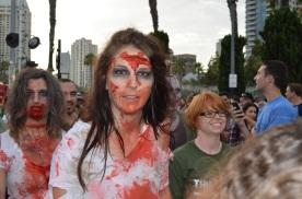 San Diego Comic Con 2013 Zombie Walk 37