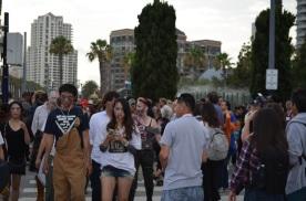 San Diego Comic Con 2013 Zombie Walk 38