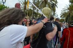 San Diego Comic Con 2013 Zombie Walk 41