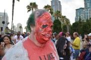 San Diego Comic Con 2013 Zombie Walk 43