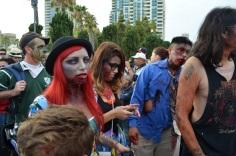 San Diego Comic Con 2013 Zombie Walk 48