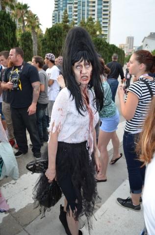 San Diego Comic Con 2013 Zombie Walk 49