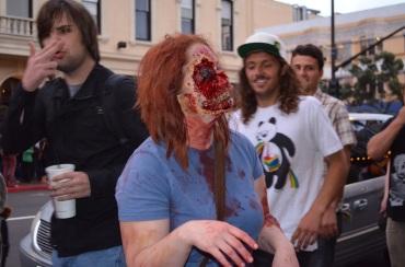 San Diego Comic Con 2013 Zombie Walk 53