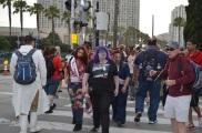 San Diego Comic Con 2013 Zombie Walk 8