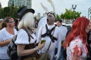 San Diego Comic Con 2013 Zombie Walk Arhur The Tick