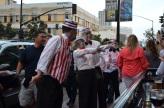 San Diego Comic Con 2013 Zombie Walk Barbershop Quartet