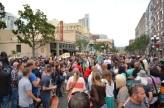 San Diego Comic Con 2013 Zombie Walk Downtown