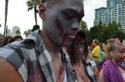 San Diego Comic Con 2013 Zombie Walk Hillbillies