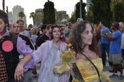 San Diego Comic Con 2013 Zombie Walk Prom Queen
