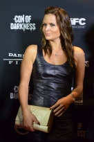 SDCC 2013 Con of Darkness Red Carpet Ashley Noel 2