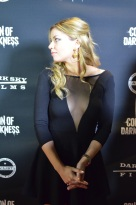 SDCC 2013 Con of Darkness Red Carpet Carlee Baker