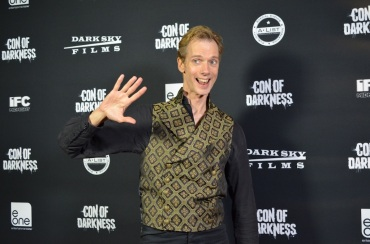 SDCC 2013 Con of Darkness Red Carpet Doug Jones