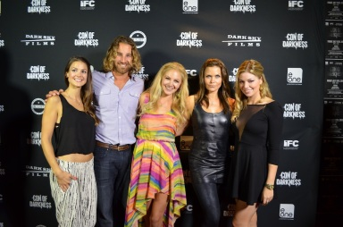 SDCC 2013 Con of Darkness Red Carpet Femme Fatales 4
