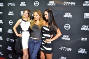 SDCC 2013 Con of Darkness Red Carpet Femme Fatales