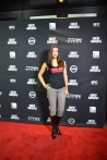 SDCC 2013 Con of Darkness Red Carpet Jacqueline Lord