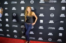 SDCC 2013 Con of Darkness Red Carpet Jen Roa 2