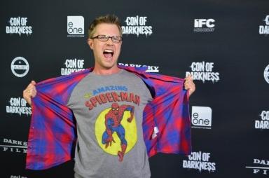 SDCC 2013 Con of Darkness Red Carpet Kaj-Erik Eriksen