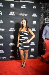 SDCC 2013 Con of Darkness Red Carpet Kristen DeLuca 2
