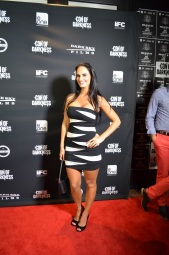 SDCC 2013 Con of Darkness Red Carpet Kristen DeLuca 2