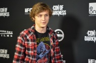 SDCC 2013 Con of Darkness Red Carpet Logan Miller Plus One