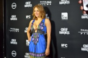 SDCC 2013 Con of Darkness Red Carpet Maitland Ward