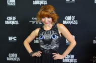 SDCC 2013 Con of Darkness Red Carpet Megan Duffy Maniac