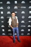 SDCC 2013 Con of Darkness Red Carpet Nelson Ascencio The Hunger Games
