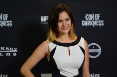 SDCC 2013 Con of Darkness Red Carpet Stephanie Danielson 2