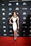 SDCC 2013 Con of Darkness Red Carpet Stephanie Danielson