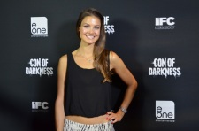 SDCC 2013 Con of Darkness Red Carpet Tiffany Brouwer 2