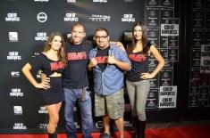 SDCC 2013 Con of Darkness Red Carpet Vigilante Diariess