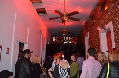 SDCC 2013 Insidious 2 Party 7
