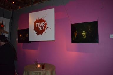 SDCC 2013 Insidious 2 Party FearNet