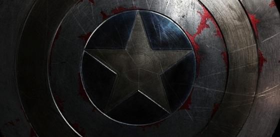 Teaser Poster Debute for Captain America The Winter Soldier