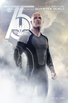 The Hunger Games Catching Fire Quarter Quell Poster Brutus