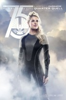 The Hunger Games Catching Fire Quarter Quell Poster Cashmere